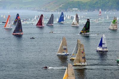 Départ 2008 de Plymouth