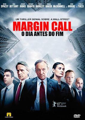 Filme Margin Call: O Dia Antes do Fim