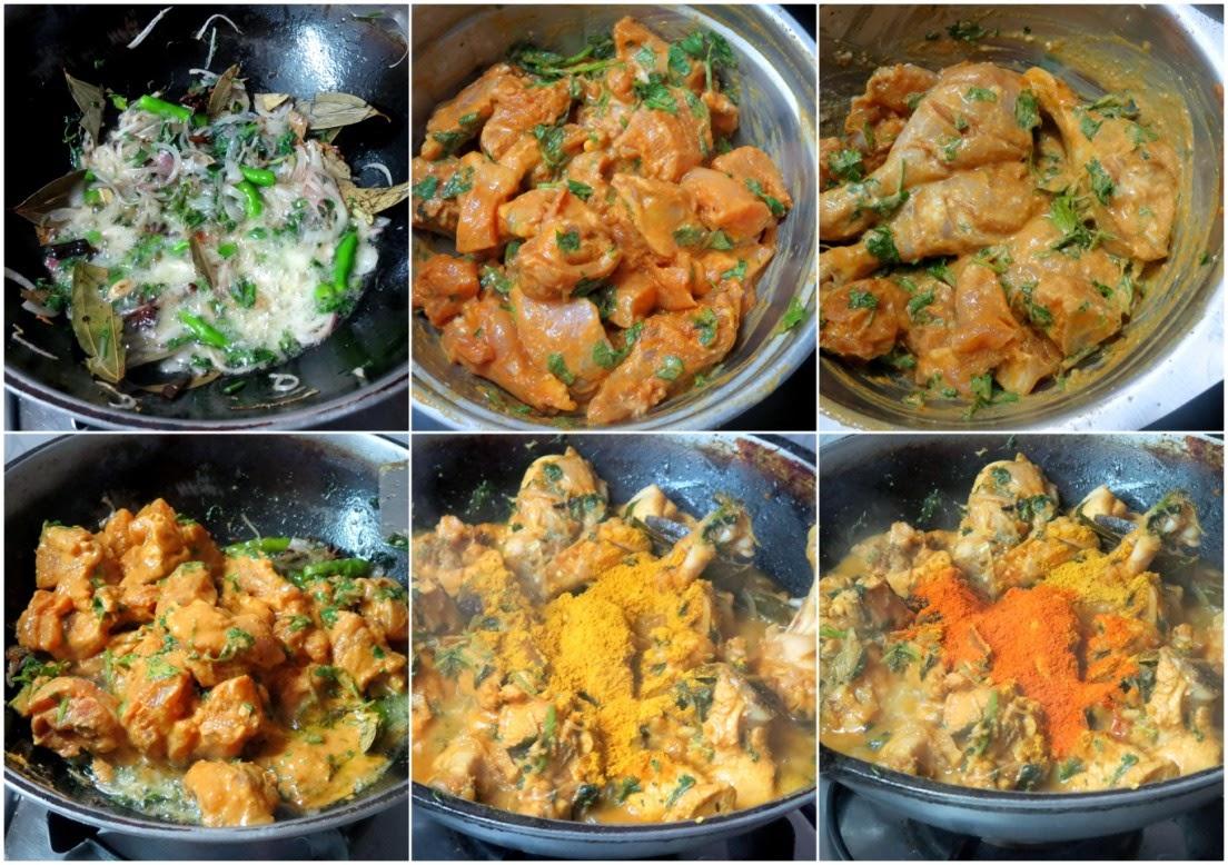 how to prepare chicken dum biryani
