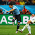 Uruguay 2 1 England World Cup All Goals