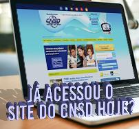 Visite o portal CNSD