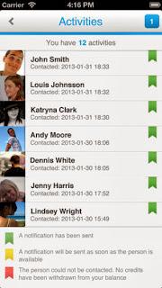 تحميل تطبيق Truecaller 3.3.1 IPA للبحث عن اى شخص اكبر دليل للهاتف فى العالم لنظام iOS مجاناً