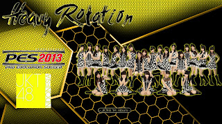 Start Screen JKT48 Heavy Rotation PES 2013
