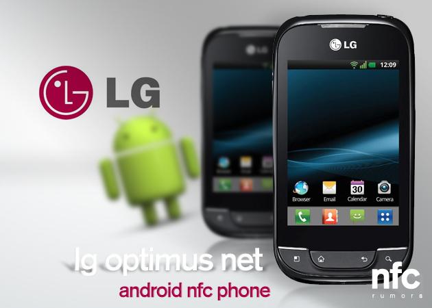 LG Optimus Net Dual P698