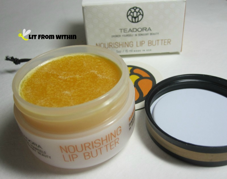 Teadora's Nourishing Lip Butter