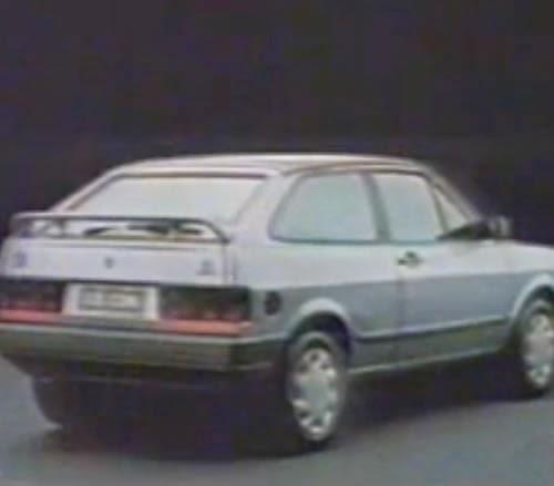 Propaganda do Gol (Volkswagen) em 1994 com o lançamento da série Copa.