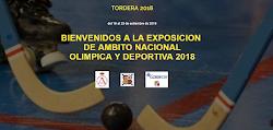 Exposición Olímpica y Deportiva 2018