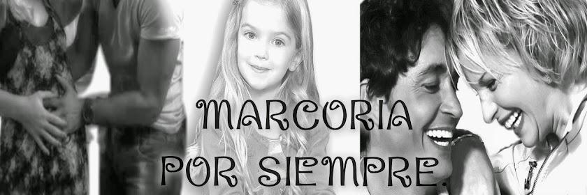 ♡MARCORIA por siempre♡