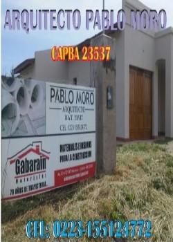 ARQ. PABLO MORO
