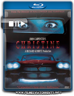 Christine, O Carro Assassino Torrent – BluRay Rip 720p e 1080p Dublado