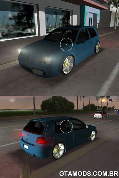 Vw Golf r32 Edit