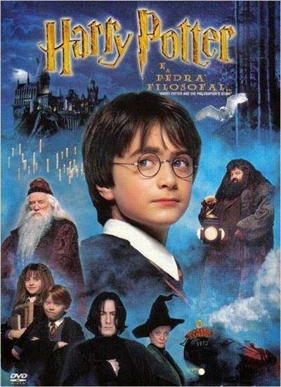 Baixar Filme Harry Potter e a Pedra Filosofal AVI Dual Áudio DVDRip Download via Torrent Grátis
