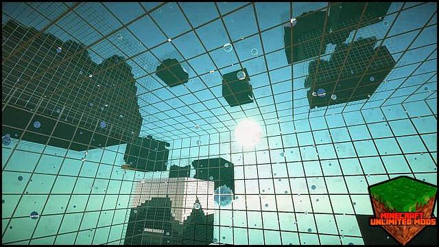 Cube World Generator Mod