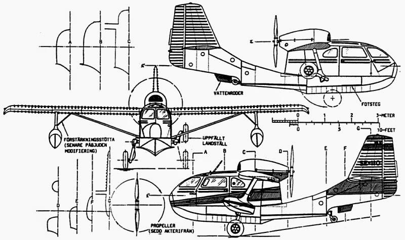 6 engine prop aircraft