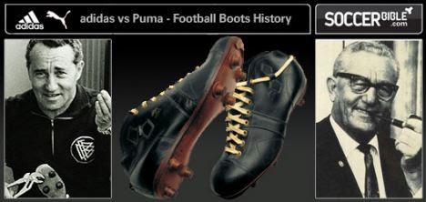 puma adidas brothers