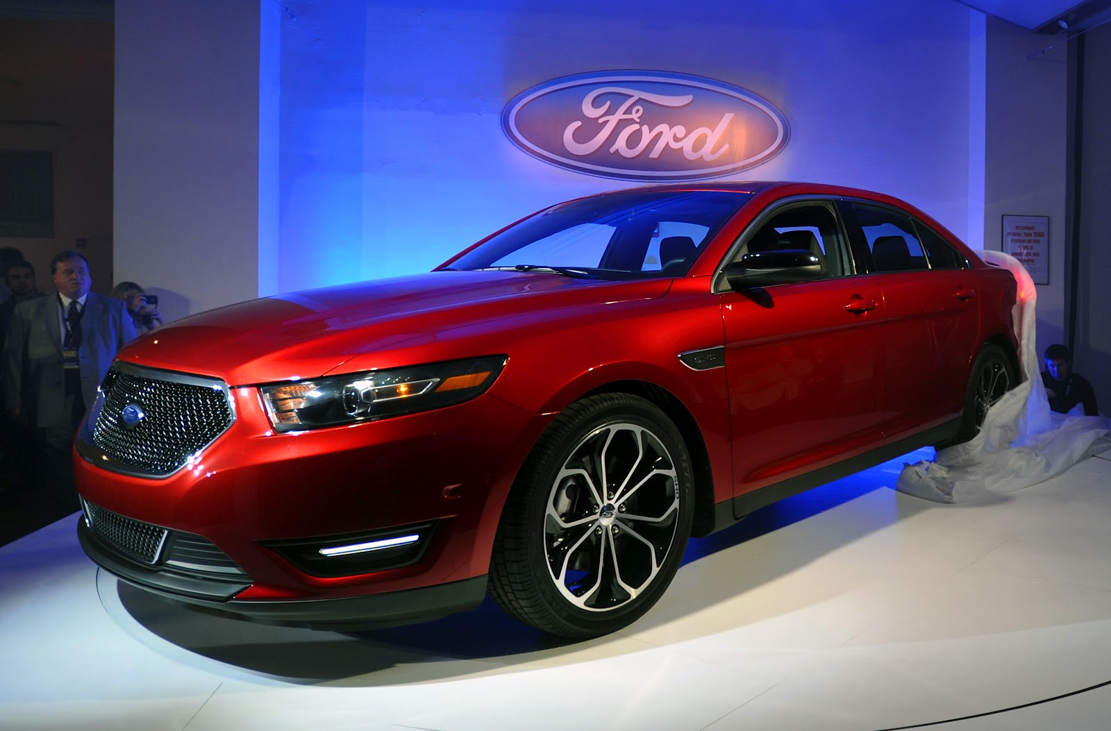 Sport Cars 2013 Ford Taurus Sho Good Car