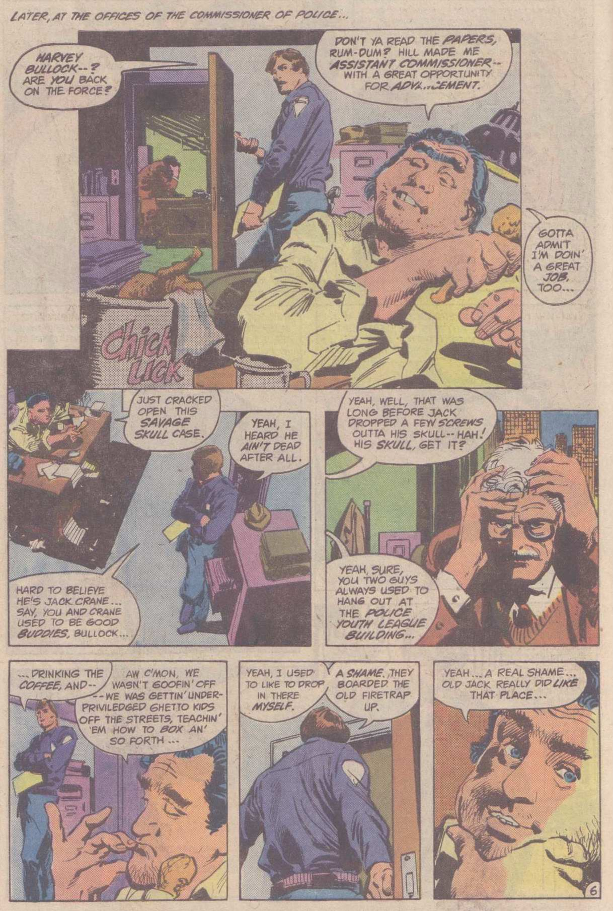 Detective Comics (1937) Issue #528 Page 8
