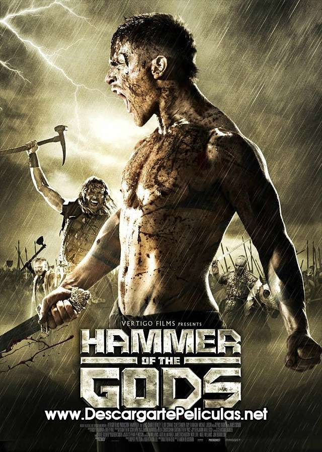 Hammer of the Gods 720p MKV Ingles