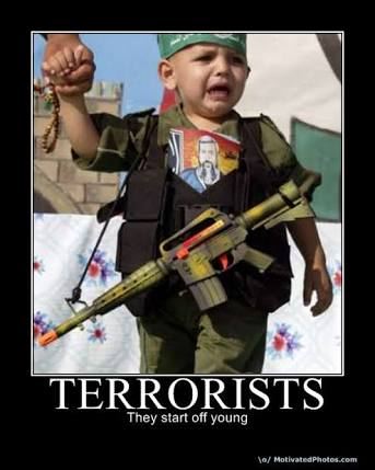 Everybody loves this little 'terrorist'.