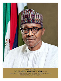 MUHAMMADU BUHARI, NIGERIA'S NEW PRESIDENT.