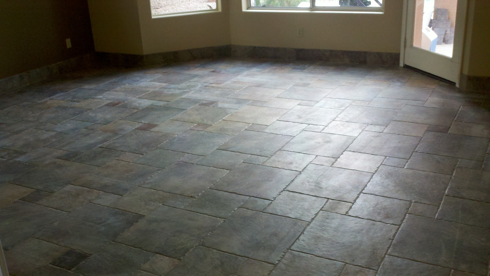 Barton tile llc porcelain tile with 20x20 6x6 and 13x13 for 13x13 floor tile