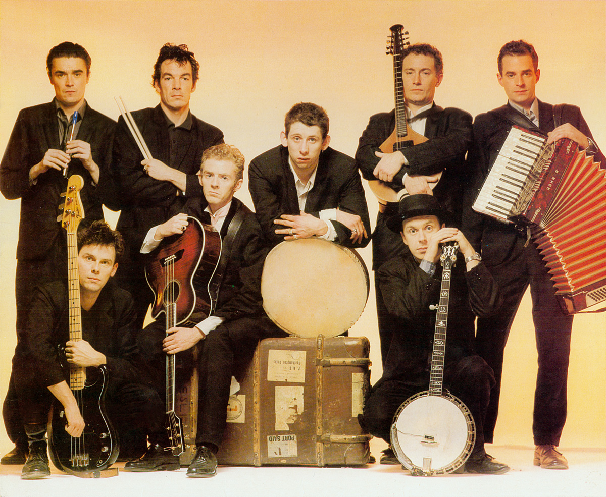 The Pogues Wild Cats Of Kilkenny