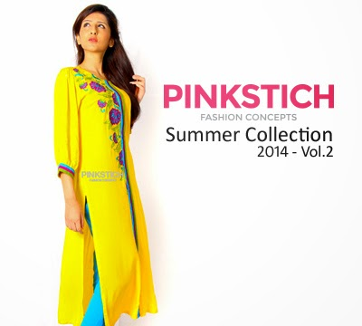Pinkstitch Summer Collection 2014-2015 For Women