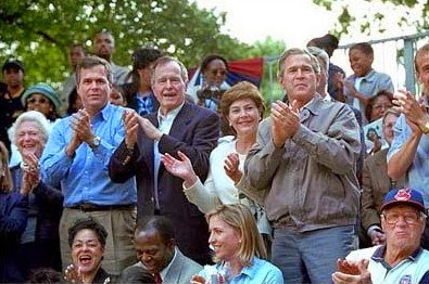 Five_members_of_the_Bush_family_(June_20