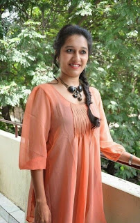 Actress Riya Pictures at Rajamahal Pre Release Press Meet  0001