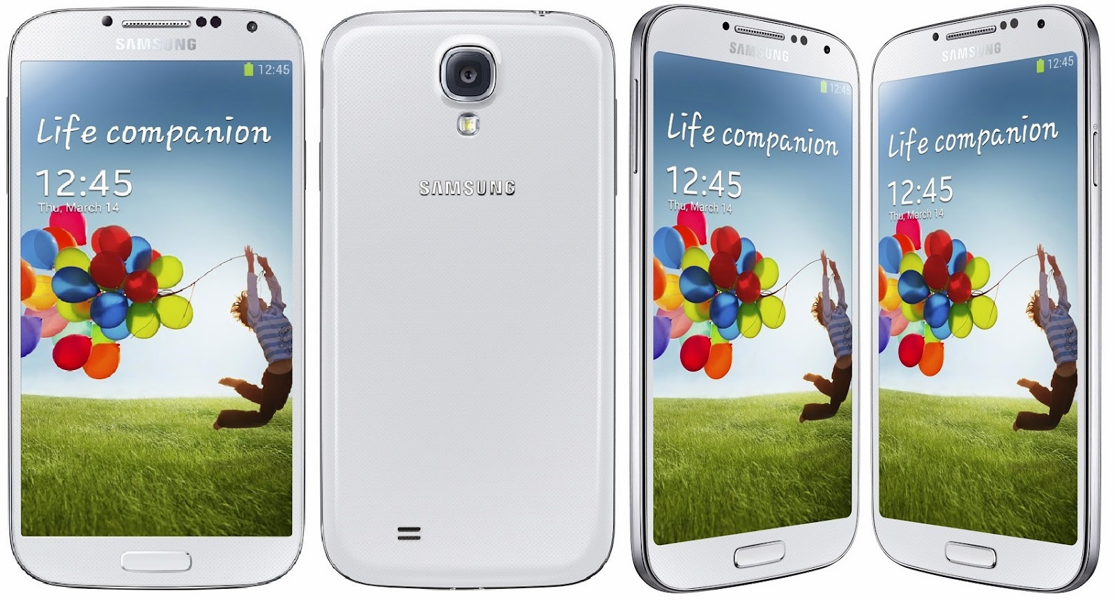Samsung Galasy S4 -  GT-i9506 - White Frost