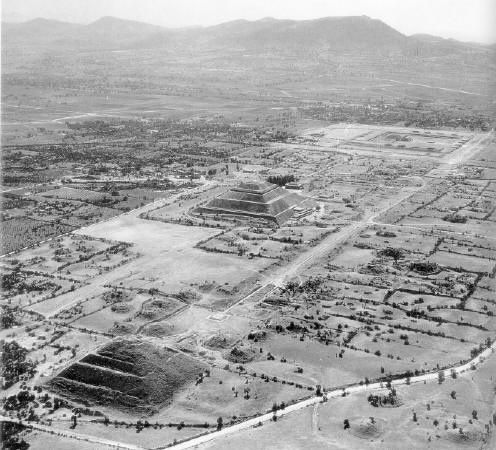 Teotihuacan Mystery