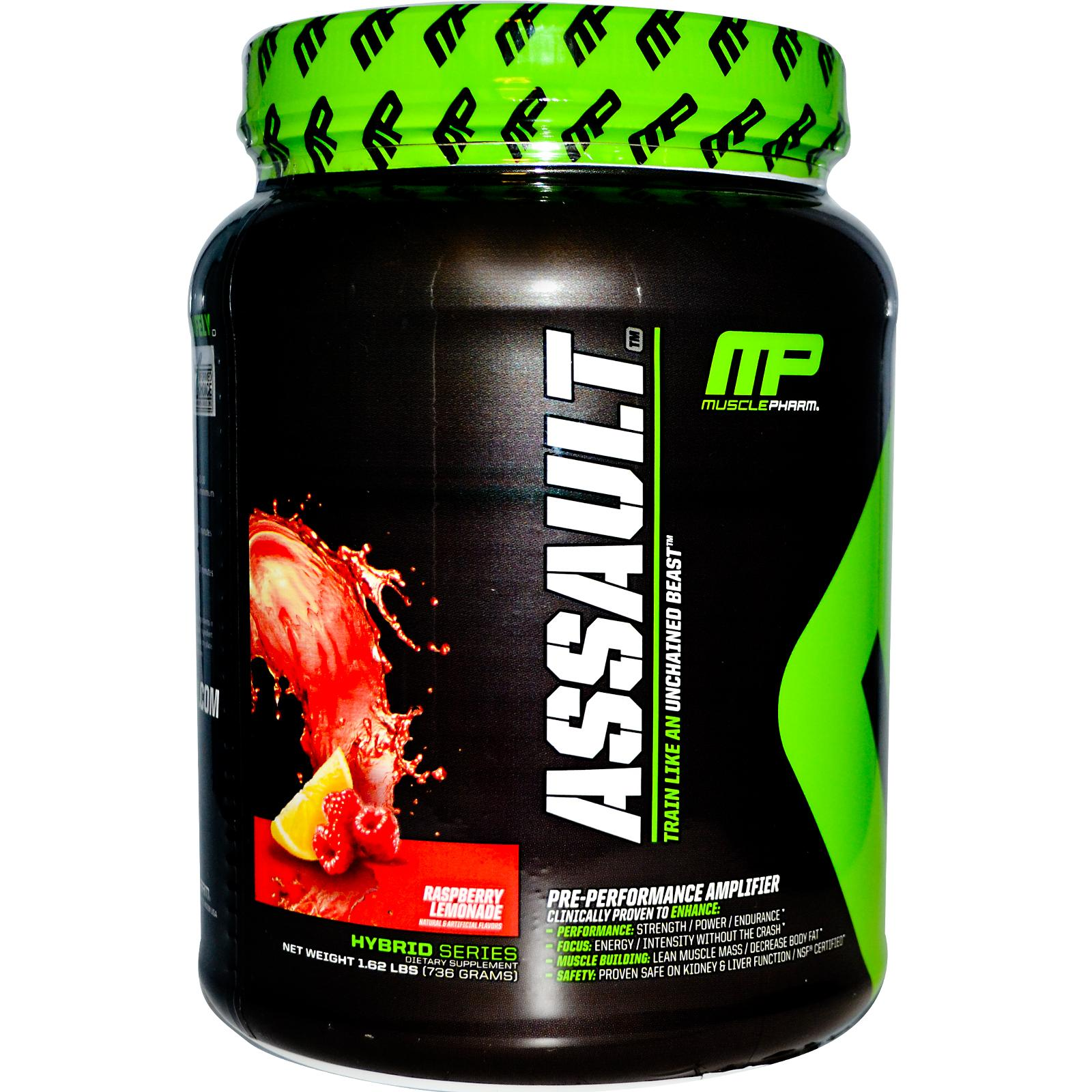 New assault pre workout review livestrong