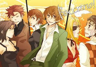 anime Baccano