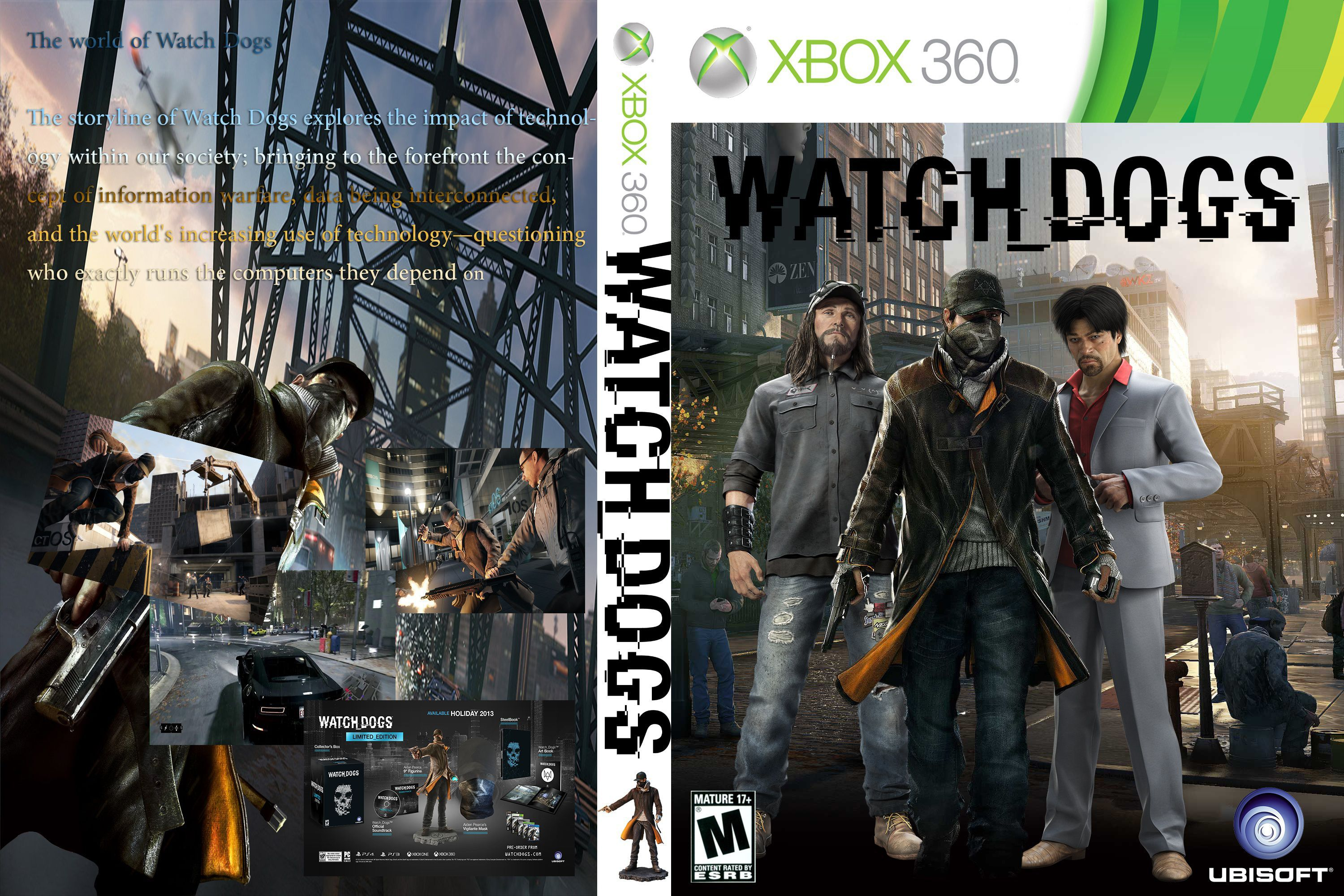 WATCH DOGS XBOX 360 DOWNLOAD MEGA - Wroc?awski Informator ...