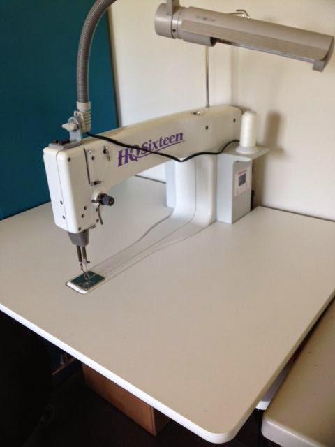 The HEXIE Blog Goodbye To My HQ Sweet 40 Mesmerizing Hq Sweet 16 Sewing Machine