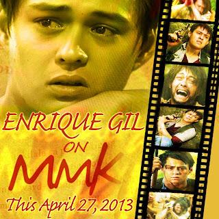 Maalaala Mo Kaya April 27 & May 4 2013 - Enrique Gil as Juan Ponce Enrile