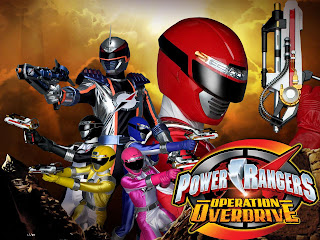 Power Ranger Operation Overdrive ...