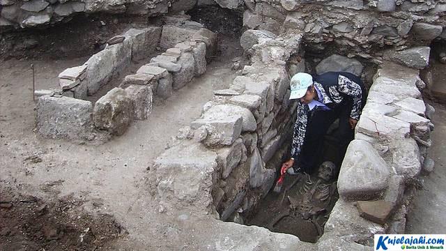 Arkeolog Berhasil Menemukan Rangka Vampir - Kujelajahi.com