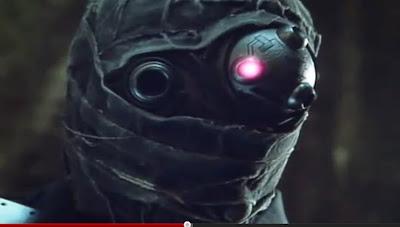 Mirai Ninja robot ninja
