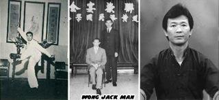 Wong Jack Man versus B...