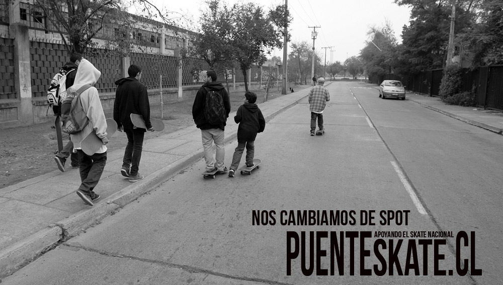 PUENTE SKATE