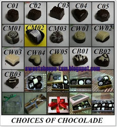Choices of HOMEMADE COKLAT