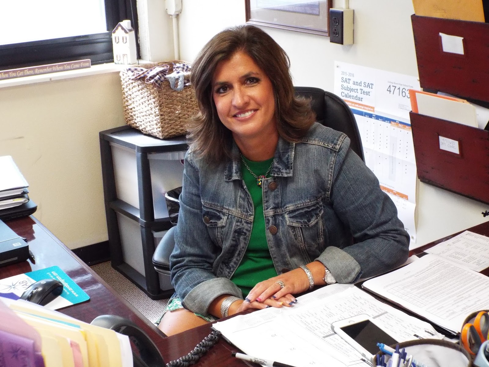 Burtons Blog Burton Gets A New Guidance Counselor