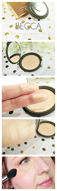Becca X Shimmering Skin Perfector Pressed - Champagne Pop Pin notesfrommydressingtable.com