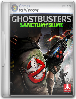 Capa Ghostbusters: Sanctum of Slime   PC (Completo) 2011