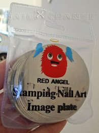 RED ANGEL PLATES