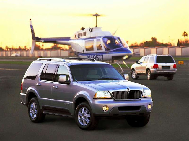 Lincoln Aviator (2003)