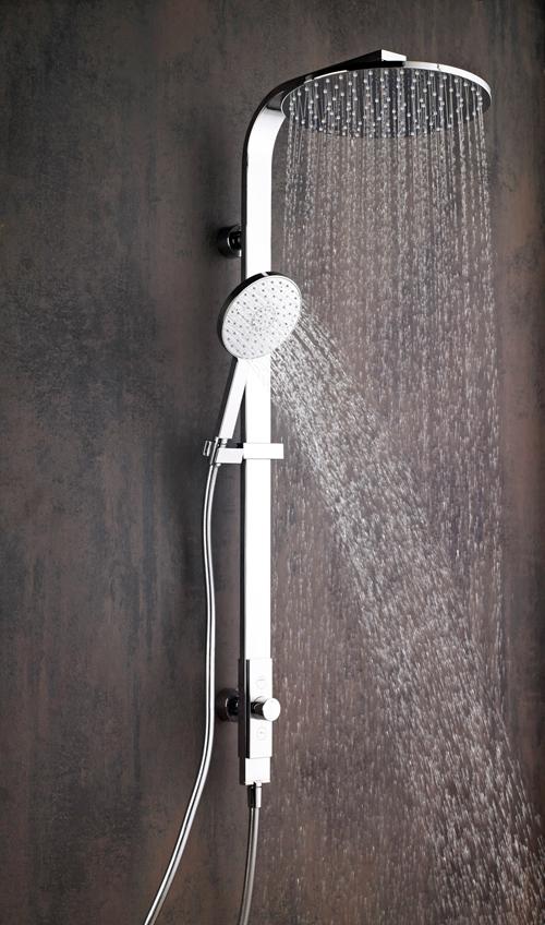 Обзор Nikles и душевых систем для ванной комнаты