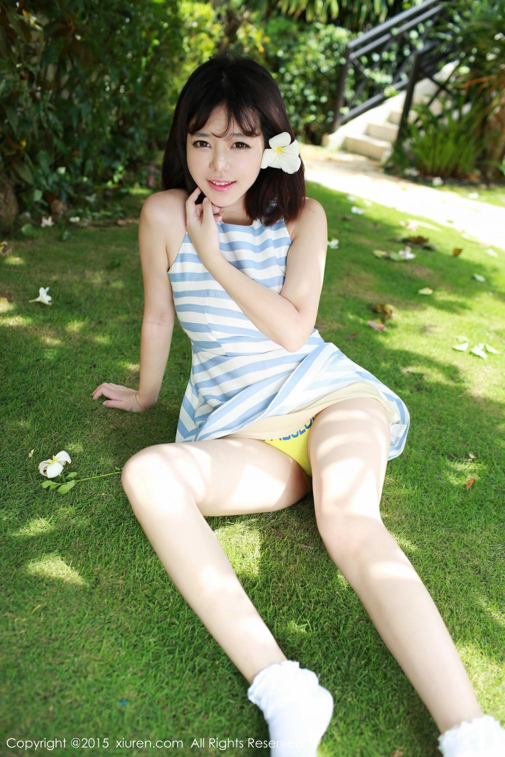013 - XiuRen No.362 Faye