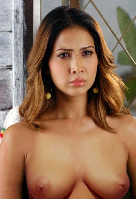 Kim Sharma Big Boobs Nude and Nice Nipples